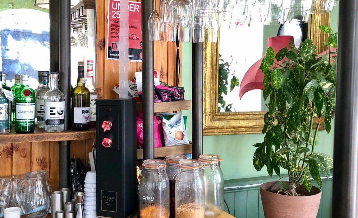 Tower install - pub